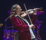 Concert Rock Violinist Aaron Meyer - Uploaded by srmfinfo