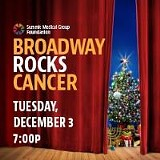 Join some of Broadway's brightest stars for a concert of holiday classics to benefit the Summit Medical Group Foundation's Patient-in-Need Fund. - Uploaded by KathiW