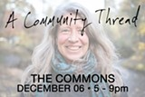 Becky Conner, for A Community Thread - Uploaded by Joshua Langlais