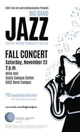 Big Band Jazz Fall Concert - Uploaded by slowenmusic