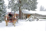 Carriage Rides at Black Butte Ranch - Uploaded by BBR