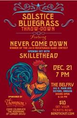 Solstice Bluegrass Throw-Down - Uploaded by Garrett Miller