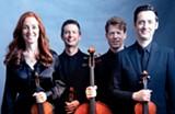 Calder Quartet - Uploaded by HighDesertChamberMusic