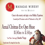 Maragas Winery Christmas Eve Open House - Uploaded by Maragas Winery