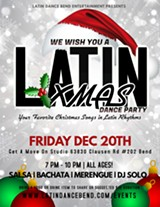 WE WISH YOU A LATIN CHRISTMAS! - Uploaded by Latin Dance Bend
