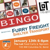 Join Us For Bingo And Help Save Shelter Pets! - Uploaded by Kimbero