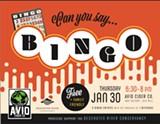 BINGO with Avid Cider + the Deschutes River Conservancy - Uploaded by Angela Korish