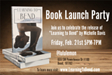 """""""Learning to Bend"""" Book Launch Party - Uploaded by acoopermusic"""