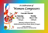 Celebrate Women Composers! - Uploaded by Barbara Rich