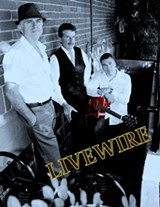 Livewire Acoustic Trio - Uploaded by drummer-bob
