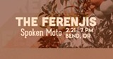 The Ferenjis are coming back to Bend! - Uploaded by Peter N. Ellis