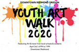 Youth Art Walk Downtown Redmond - Uploaded by Cvb Visitrdm
