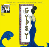 Poster for Gypsy the Musical, presented by Two Twisted Sisters Productions - Uploaded by Jennah