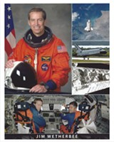 Astronaut Jim Wetherbee presents in Sunriver - Uploaded by Amanda A