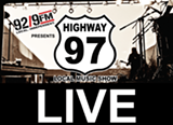 Highway 97 LIVE - Uploaded by Abird