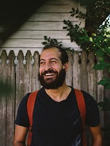 Anis Mojgani - Uploaded by Paige Ferro