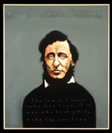 Henry David Thoreau - Uploaded by Charlotte Gilbride