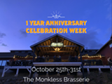 Monkless Brasserie 1st Anniversary Celebration - Uploaded by A-A-Ron