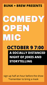 Comedy Night - Uploaded by BunkandBrew