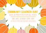 Halloween Scavenger Hunt at First Presbyterian - Uploaded by Becca Ellis