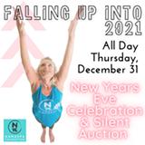 Falling Up Into 2021 NYE Celebration - Uploaded by Namaspa Yoga Community