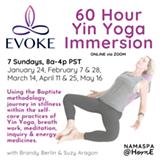 60 Hour Yin Yoga Immersion - Uploaded by Namaspa Yoga Community