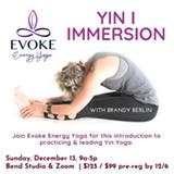 Yin 1 Immersion - Uploaded by Namaspa Yoga Community