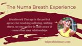 The Numa Breath Experience - Uploaded by Namaspa Yoga Community
