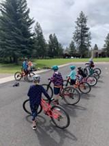 Ride Bikes Be Happy! - Uploaded by ladiesallride