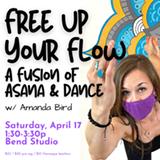 Free Up Your Flow - Uploaded by Namaspa Yoga Community