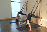 Yoga Wall 4-Week Series In Person! - Uploaded by Free Spirit Yoga + Fitness + Play