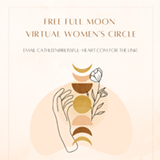 Free Online Full Moon Circle - Uploaded by Cathleen