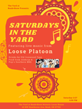 Saturdays in The Yard with Loose Platoon - Uploaded by BunkandBrew