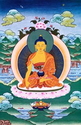 Buddha Shakyamuni - Uploaded by Mary Orton
