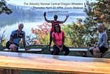 Central Oregon Wheelers Suttle Ride - Uploaded by samhande