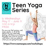 Teen Yoga Series - Uploaded by Namaspa Yoga Community
