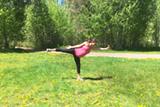 Outdoor Prenatal Yoga Picnic - Uploaded by Free Spirit Yoga + Fitness + Play