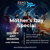 Enjoy an epic Mother's Day adventure - Uploaded by Zero Latency Bend