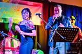 Dian y los Rumberos perform in 2018 - Uploaded by deniseinthedesert