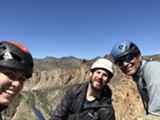 We made it to the top! - Uploaded by Chockstone