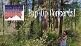 HDCM Pop-Up Concerts! - Uploaded by HighDesertChamberMusic