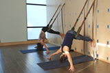 Yoga Wall 4-Week Series - Uploaded by Free Spirit Yoga + Fitness + Play