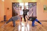 CHRISTIAN HEEB - Namaspa Yoga
