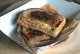 Tennessee's Grilled Cheese