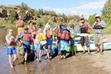 Kids paddle camps with Tumalo Creek launch as soon as schools out! Spaces filling fast! - Uploaded by solalchemytemple