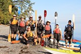 Take a kayak trip of a life time in the San Juan Islands with Tumalo Creek! - Uploaded by solalchemytemple