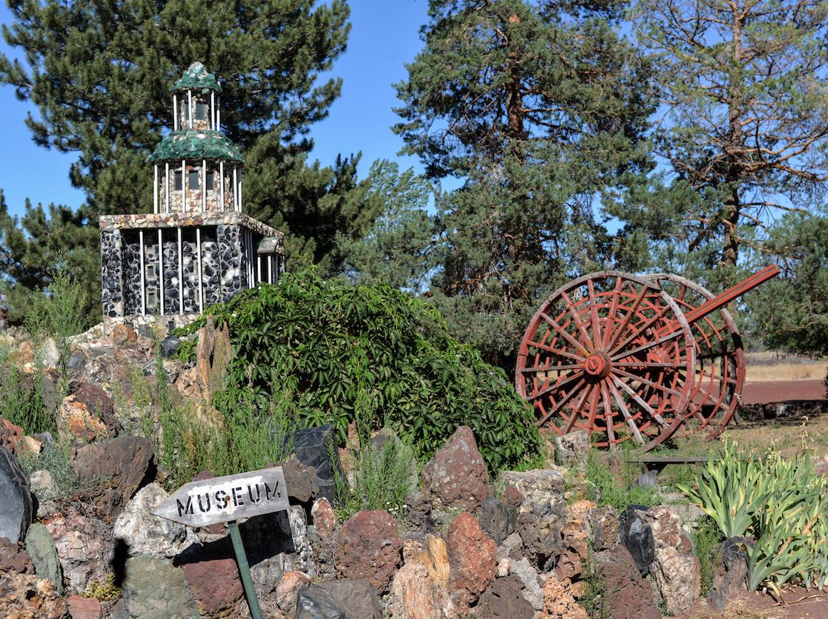 Petersen Rock Garden Is One Danish Immigrantu0027s Decaying Legacy