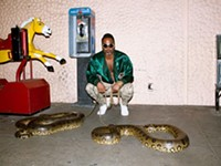 Better Living Through Music: Shabazz Palaces