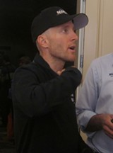 ADMITTING IT Levi Leipheimer came forward as part of the sport-wide doping epidemic. - GABE MELINE