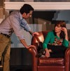 <b>ALL IN YOUR MIND </b>Anthony Martinez and Alison Peltz confront mental illness issues in 'Next to Normal.'